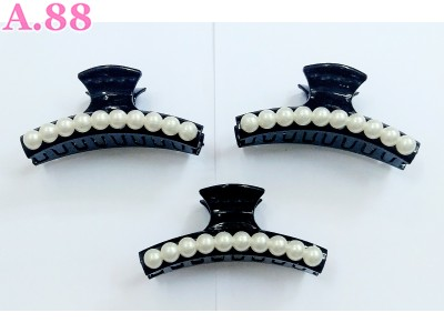 Jepit Salon Mote Besar/lusin (A-9525)